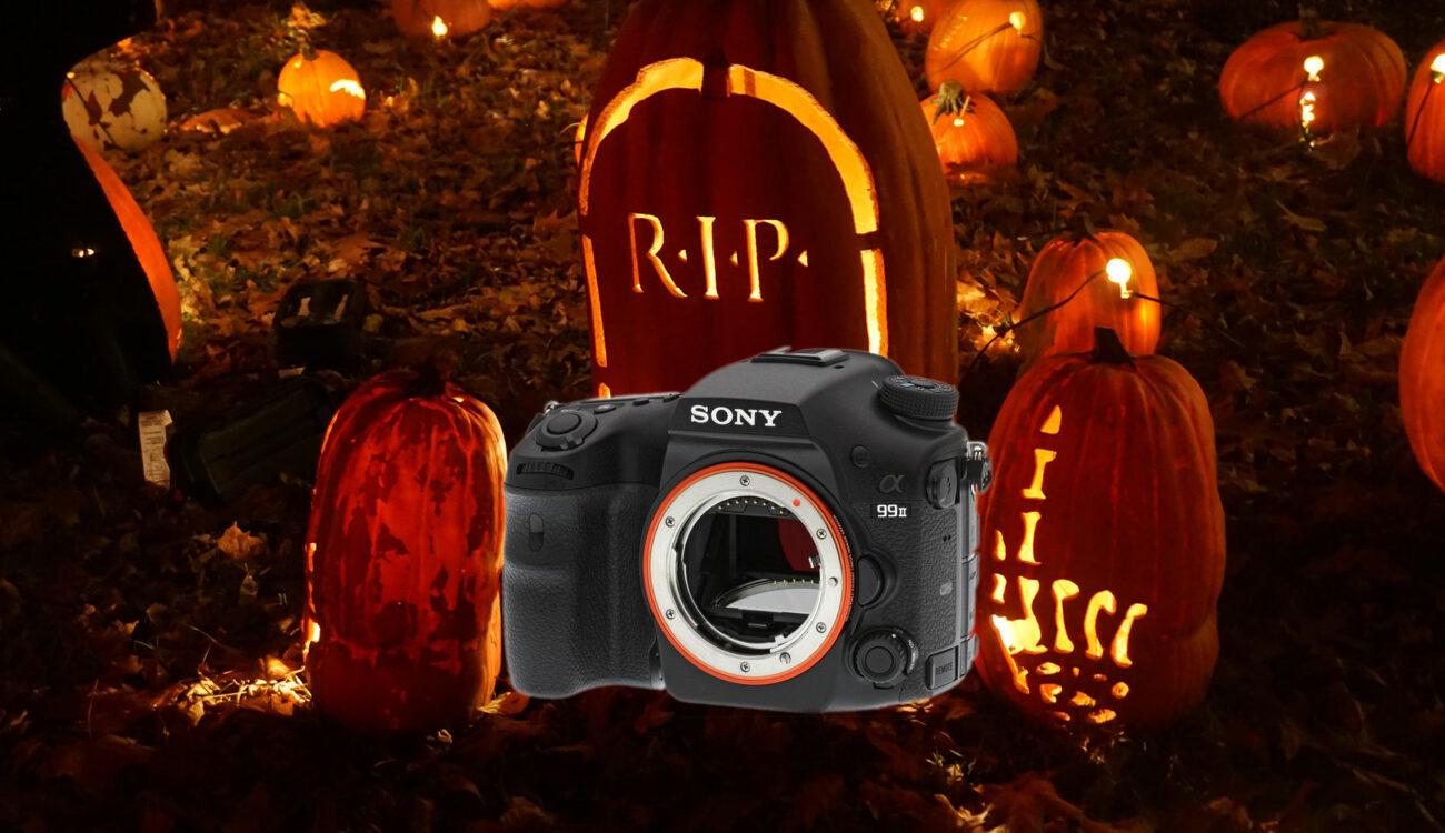 Sony A-Mount is Dead - Long Live E-Mount!