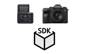 ソニーがCamera Remote SDK Version 1.04をリリース