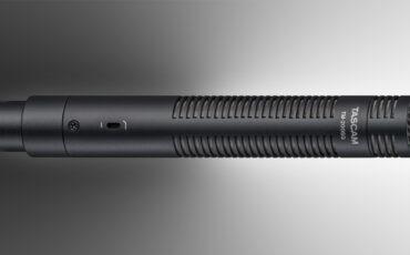 Anuncian el TASCAM TM-200SG - Nuevo micrófono shotgun compacto