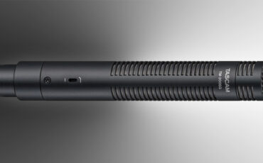 TASCAMがTM-200SGショットガンマイクロフォンを発表