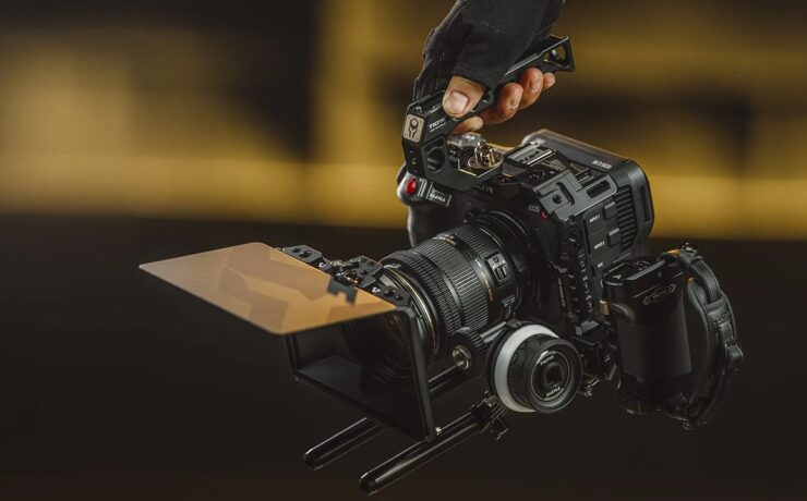 Tilta Camera Rig for Canon EOS C70 Announced
