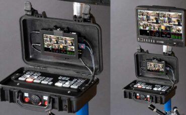 Portable ATEM Live Streaming / Switching Kit