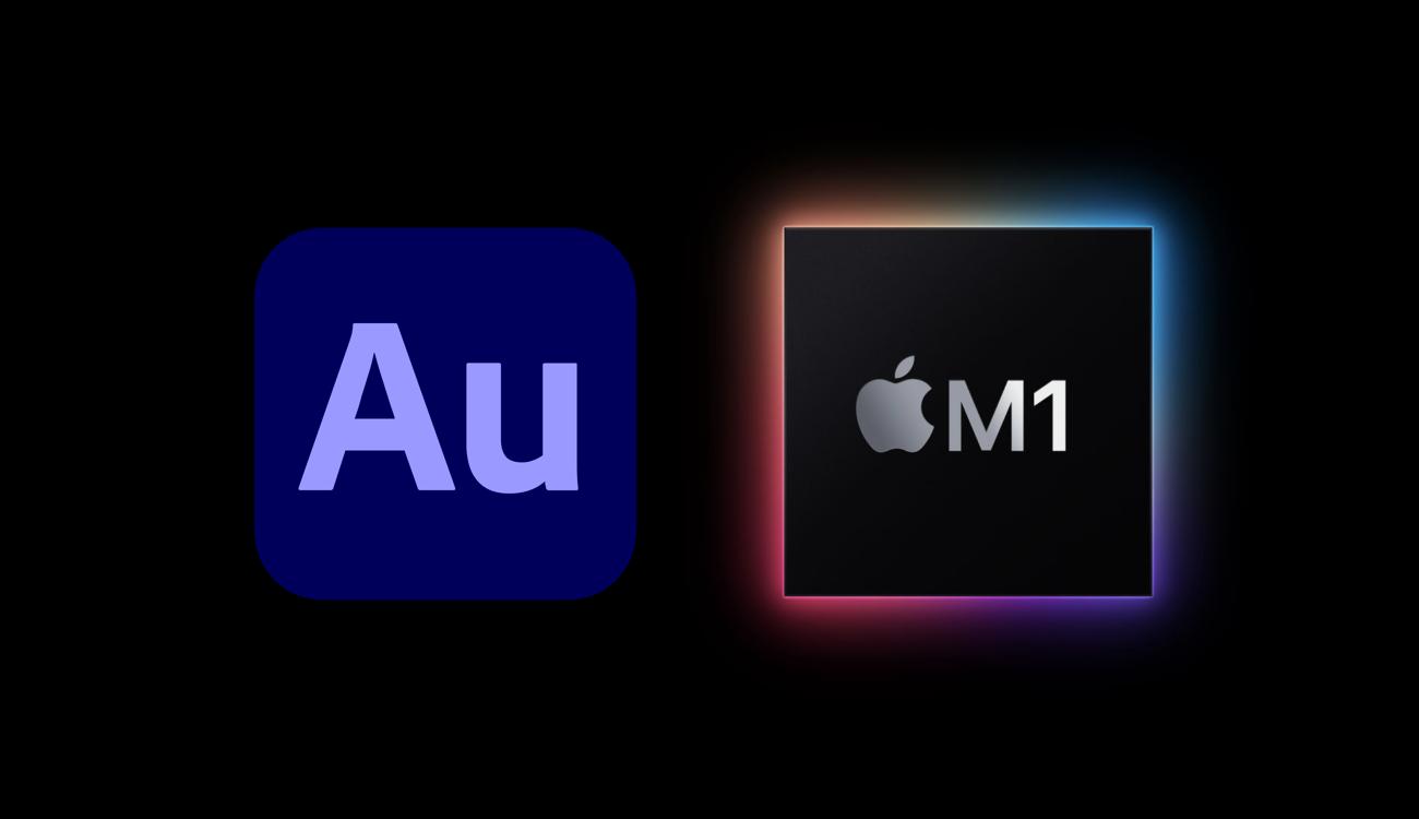 Optimización de Adobe Audition para las Mac Apple M1 y actualizaciones para Premiere Pro 15.2