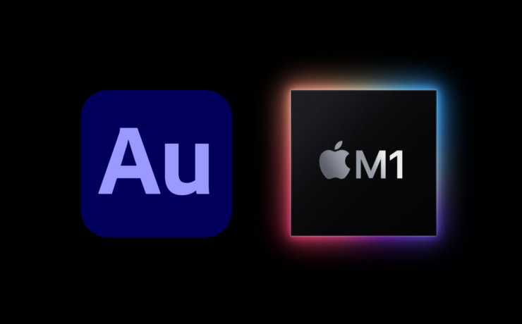 Adobe Audition Optimized for Apple M1 Macs & Updates to Premiere Pro 15.2