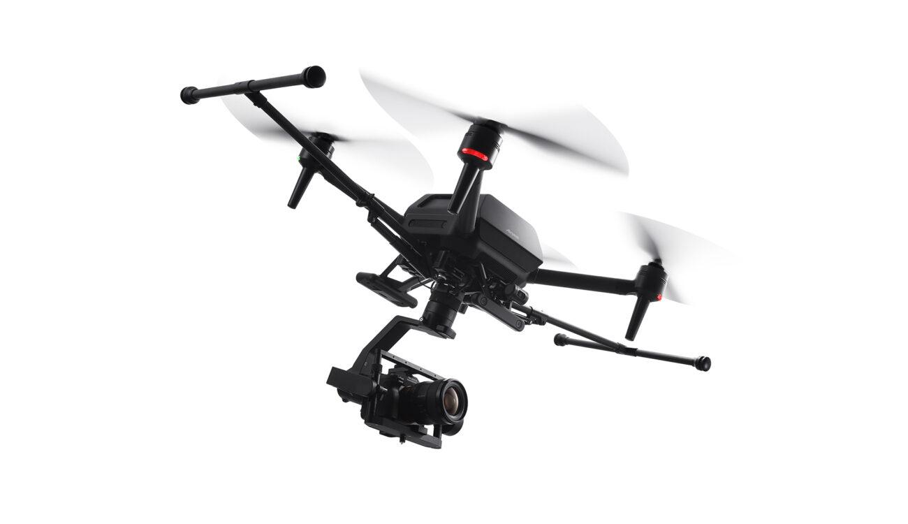 Anuncian oficialmente el Dron Sony Airpeak S1