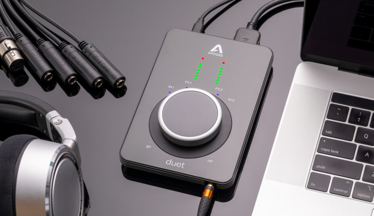 Apogee Duet 3 Launched – Digital USB-C Audio Interface