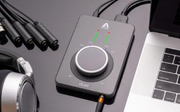 Apogee Duet 3 – デジタルUSB-Cオーディオインターフェース