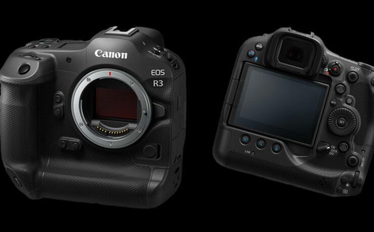 Canon EOS R3 - More Details Announced