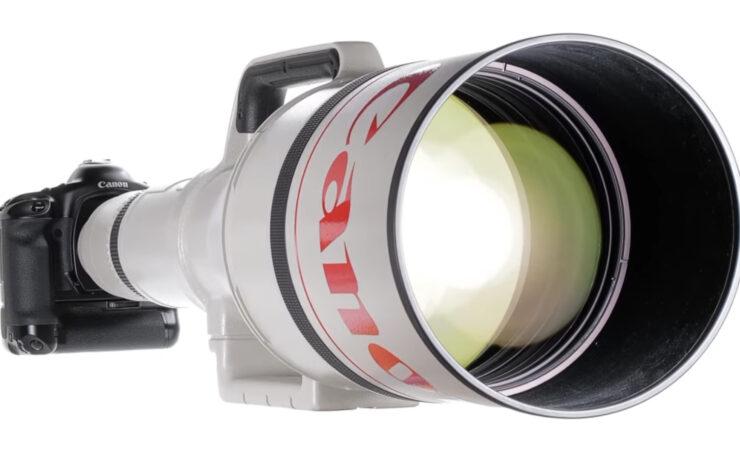 Canon EF 1200mm F5.6 L for Sale – World's Longest AF SLR Lens