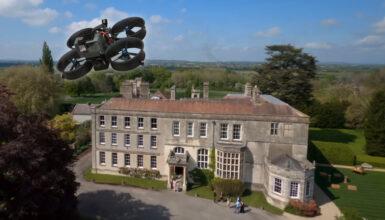 Amazing Single-Shot FPV Drone Video on Wedding Day