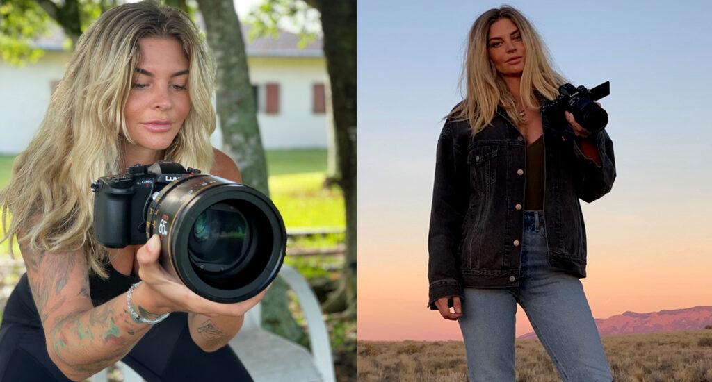 Desde el fanatismo por las videocámaras cuando era una niña a ser directora de fotografía: entrevista con Emily Skye