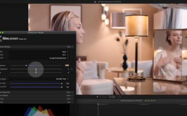 Consejo rápido: FilmConvert NITRATE para Final Cut Pro