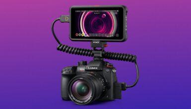 La Panasonic LUMIX GH5S podrá grabar ProRes RAW con el Atomos Ninja V y V+