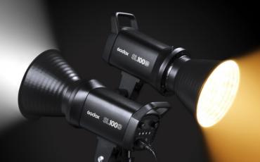 GodoxがSL100DおよびSL100BiLEDビデオライトを予約発売