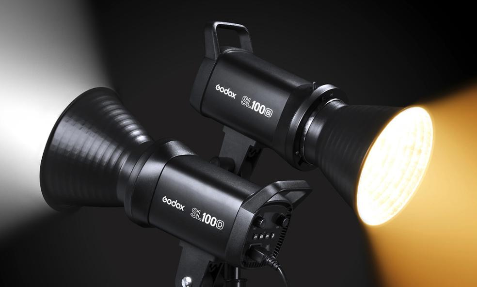 Godox SL100D and SL100Bi LED Video Light – Ready for Pre-order
