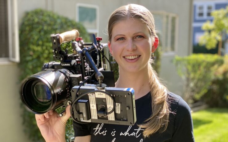 Capturing Comedy – Interview with DP Carissa Dorson
