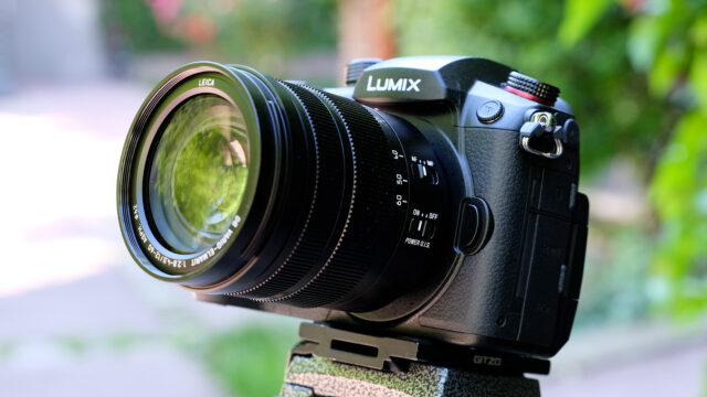 GH5 II, best for streaming