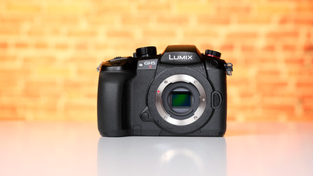 The LUMIX GH5 MkII has a direct from camera connection to streaming services. (Image credit: CineD)