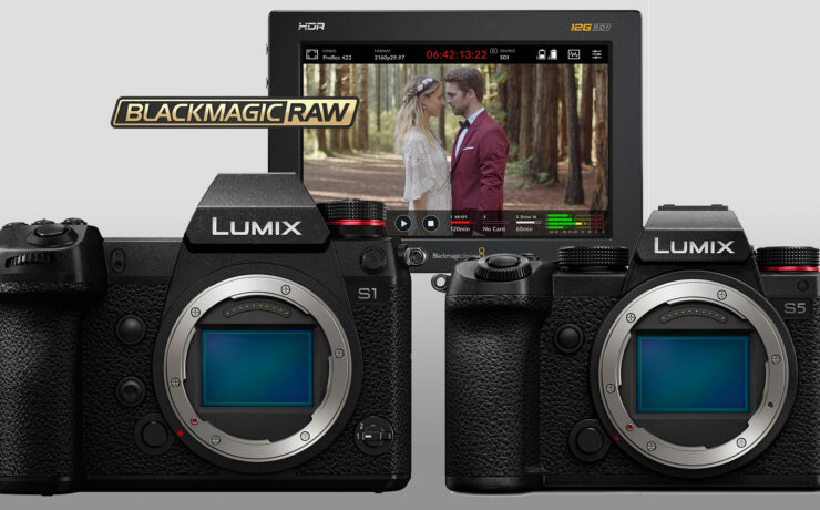 Panasonic LUMIX S1 and S5 – External BRAW Recording with Upcoming FW Update