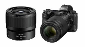 ニコンNIKKOR Z MC 105mm F/2.8 VR SとNIKKOR Z MC 50mm F/2.8マクロの予約販売開始