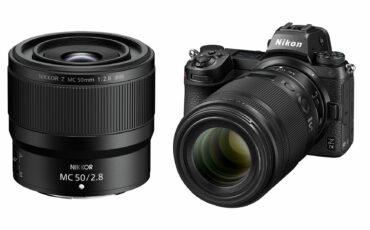 Nuevos lentes macro Nikon NIKKOR Z MC 105mm F/2.8 VR S y NIKKOR Z MC 50mm F/2.8 Macro – El envío comenzará muy pronto