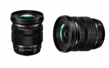 Olympus M.ZUIKO DIGITAL ED 8‑25mm F4.0 PRO Lens for M4/3 Cameras
