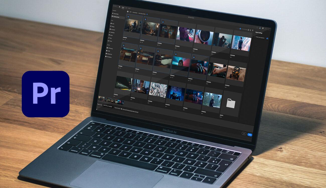 Lanzan la versión Public Beta de Premiere Pro - Una renovación moderna