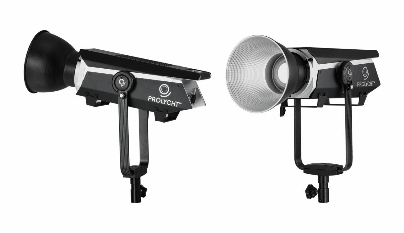 Anuncian el dispositivo LED Prolycht Orion 300 FS RGBCAL