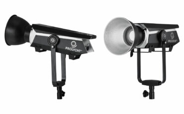 Prolycht Orion 300 FS RGBCAL LED Fixture Announced