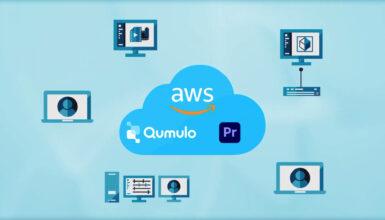 Anuncian Qumulo Studio Q en AWS: utiliza Premiere Pro en la nube