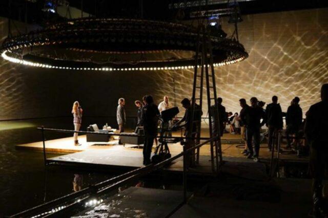 Bladerunner 2049 Ring Light Setup.
