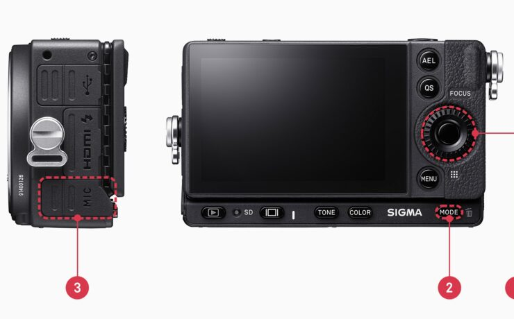 SIGMA fp Dial/Button Conversion Service Launched