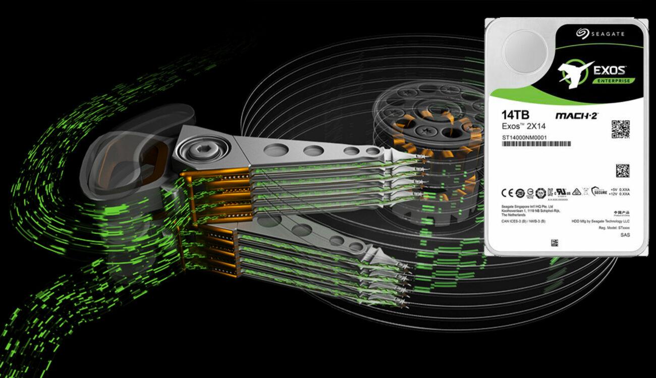 Seagateが世界最速のHDDを発表