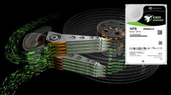World's Fastest HDD Announced – Seagate MACH.2 Dual-Actuator Drive