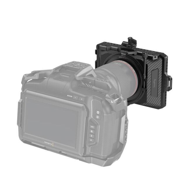 SmallRig Mini Matte Box Rear View