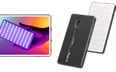 SmallRigがポケットサイズRGBWW LEDライトPix M160を発売