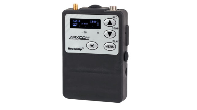 Zaxcom radio mic transmitter TRXFB3