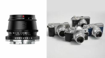 TTArtisanが35mm F/1.4 APS-Cを発売