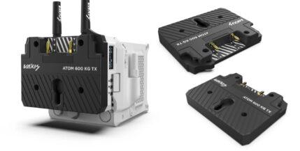 VaxisがRED Komodo用ワイヤレスビデオを発売