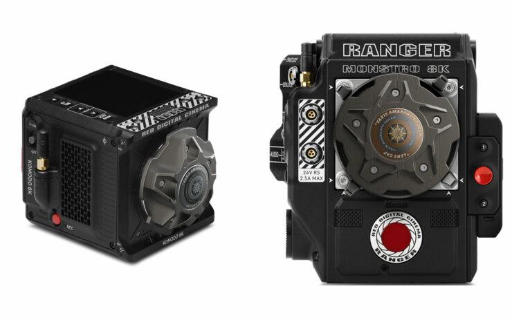 Vaxis AMARANTH Aluminum Camera Body Caps Released