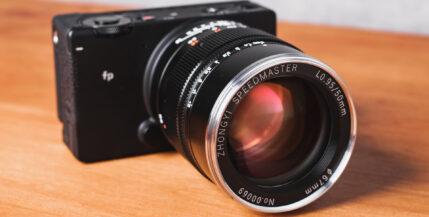 Mitakon Speedmaster 50mm F0.95 III Lマウントがリリース