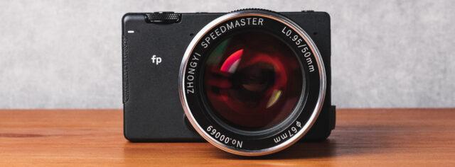Mitakon Speedmaster 50mm