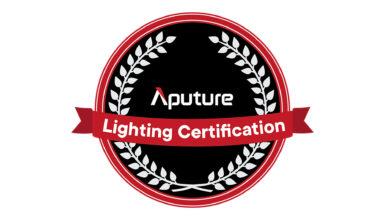 Aputure retomará los cursos gratuitos de Certificación en Iluminación para 2021