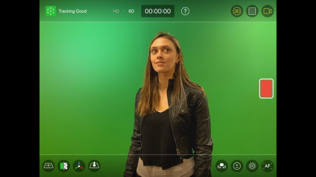 Version 2 of CamTrackAR improves the green screen experience