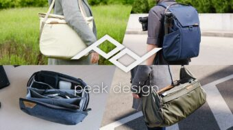 A Day Trip with Peak Design Everyday Bags – Review