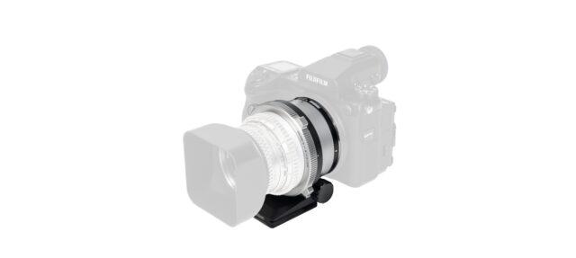 Hasselblad V to Fujifilm G mount CINE Speed Booster® ULTRA 0.71x. Medium Format Cinematography.