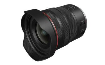 Anunciaron el Canon RF 14-35 f4.0 - Nuevo lente gran angular para cámaras mirrorless que ofrece un enorme rango de zoom