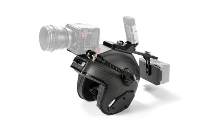 Tilta Hermit POV Helmet Camera Support System - Available for Pre-Order