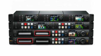 New Blackmagic Design HyperDeck Line-up and Web Presenter 4K Announced