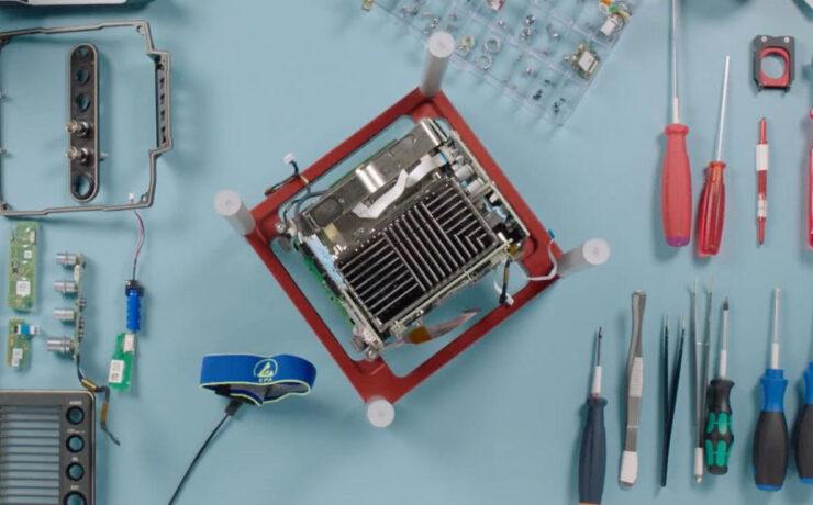 Take Apart an Alexa Mini with ARRI's Advanced Service Training